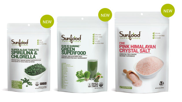 sunfood products